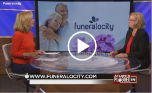 Funeralocity Chief Strategy Officer Jeanne Schwartz talks about Funeralocity
