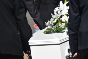 average funeral cost breakdown